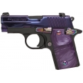 Sig Sauer P238 Purple Slide .380ACP
