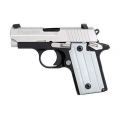 Sig Sauer P238 380ACP Two-Tone Stainless