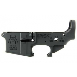 Spike's Tactical ST15 Stripped Lower Spider Non-Colored