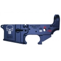 Spike's Tactical Stripped Lower Punisher Colored
