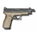 Springfield Armory XDM 45ACP FDE, Threaded Barrel