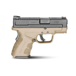 "Springfield Armory XD Mod 2.0 9mm 4"" FDE"