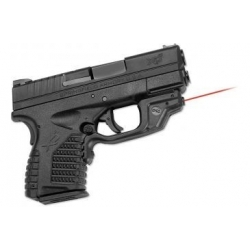 """Springfield Armory XDs .45 ACP 3.3"""" With Crimson Trace Laser"""