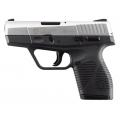 Taurus 709 Slim 9mm Pistol Stainless