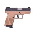 Taurus G2C 9mm Black/FDE