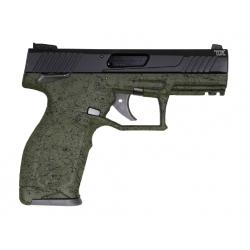 Taurus TX22 .22Lr Green/Black spatter