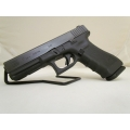 USED: Glock 17 Gen 4 with night sights