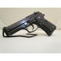 USED: Beretta 92FS Compact single stack 9mm