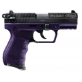 Walther PK380 Purple Frame