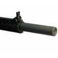 YHM 5.56 Titanium Suppressor Direct Thread