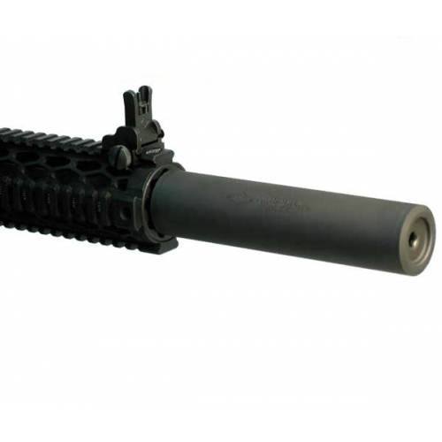 YHM 5 56 Titanium Suppressor Direct Thread
