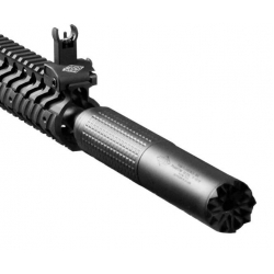 YHM 30 Cal Light Tactical, Aggressive Suppressor