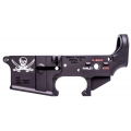 Spike's Tactical ST15 Stripped Lower Pirate Colored